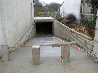 Association r gionale des castors d 39 le de france for Terrassement garage