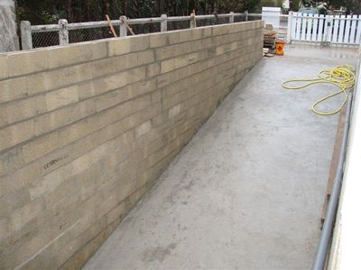 Association r gionale des castors d 39 le de france for Descente de garage en beton desactive